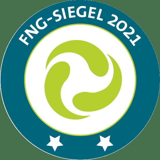 FNG_Nachhaltigkeitssiegel_DE_2021_zweiSterne_rund