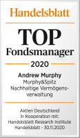 Handelsblatt TOP Fondsmanager 2020